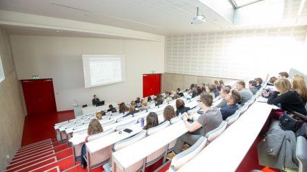 Jau nuo kitų metų pradžios Šiaulių universitetas taps Vilniaus universiteto Šiaulių akademija