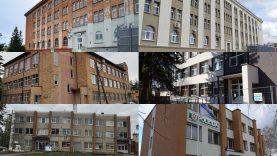 Finišavo trijų Šiaulių apskrities policijos pastatų atnaujinimo darbų projektas
