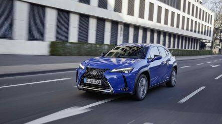 """Sukurtas pirmasis visiškai elektrinis """"Lexus"""": UX 300e"""