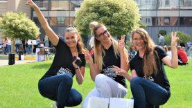 Tarptautiškumas Šiaulių valstybinėje kolegijoje: vienos veiklos kuria kitas