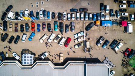 2020 m. birželį naujų lengvųjų automobilių registravimas smuko 39%
