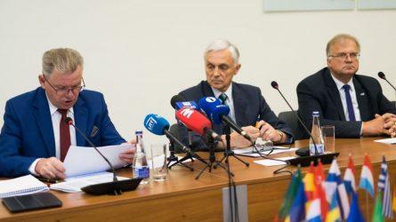 Baigta skirstyti 150 mln. eurų keliams