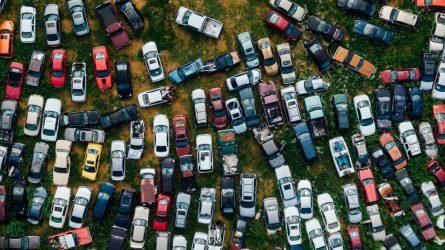 Birželį naudotų automobilių rinka buvo rekordinė