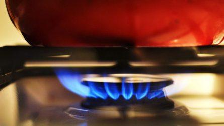 Dujų balionams daugiabučiuose pakeisti bus teikiama valstybės parama