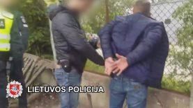Uostamiesčio kriminalistai išaiškino penkis organizuotoje grupėje sukčiavusius asmenis