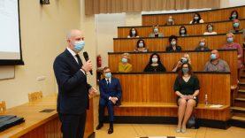 Įteikti apdovanojimai Kauno regiono medikams