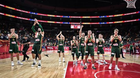 Nuomonė: ar veteranams dar yra vietos Lietuvos krepšinio rinktinėje?