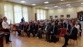 Įteikti apdovanojimai Klaipėdos regiono medikams