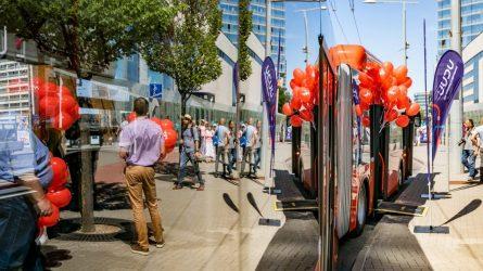 Sostinės viešasis transportas vėl atsinaujina – pasipildys 50 naujų autobusų