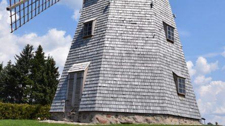 Vištyčio vėjo malūnas jau laukia lankytojų