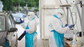 Atkirtis COVID-19 grėsmėms: pradedamas profilaktinis kauniečių tyrimas dėl koronaviruso