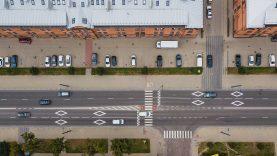 Kauno investicijos į pėsčiųjų saugumą atsipirko: pirmasis pusmetis – be aukų