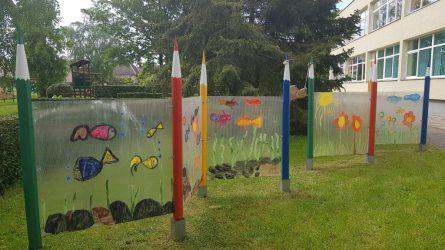 """Vilkaviškio vaikų lopšelis-darželis """"Pasaka"""" – vienas iš Mokyklų edukacinių erdvių 2020 metų konkurso laimėtojų"""