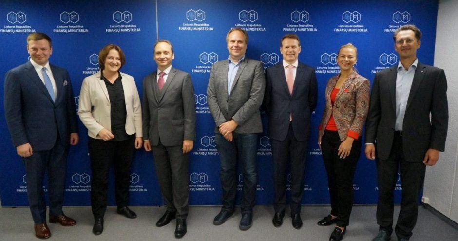 Pagalbos verslui fondas: patvirtinta Valstybės investicijų valdymo agentūros stebėtojų taryba