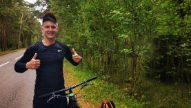 """Kaunietis Vilius: """"Panerių g. dviračių takas – priežastis dėl kurios minu pedalus"""""""