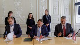 Baltijos šalių kultūros ministrai susitarė stiprinti bendradarbiavimą