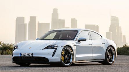 """Mokslininkų verdiktas: """"Porsche Taycan"""" pripažintas inovatyviausiu pasaulyje automobiliu"""