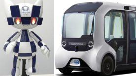 Kelionė į ateitį: Tokijas olimpiečiams paruošė dar neregėtas technologijas