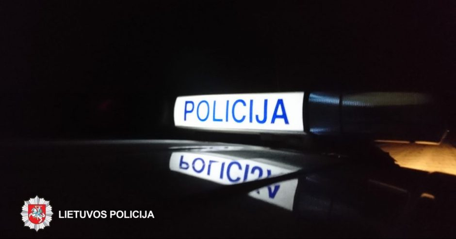 Po avarijos atsivijo kaltinimai dėl kontrabandinių cigarečių gabenimo