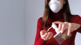 Praėjusią parą koronavirusas patvirtintas aštuoniems žmonėms