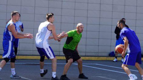 Alytuje startavo Lietuvos seniūnijų sporto žaidynių I etapo varžybos
