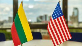 Ž. Vaičiūno pokalbis su JAV energetikos sekretoriumi: JAV įsitraukimas kovoje su Astravo AE keliamomis grėsmėmis – kritiškai svarbus