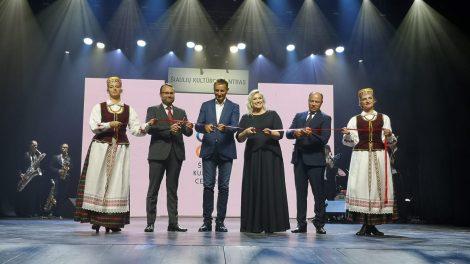 Šiaulių kultūros centras po rekonstrukcijos atvėrė duris