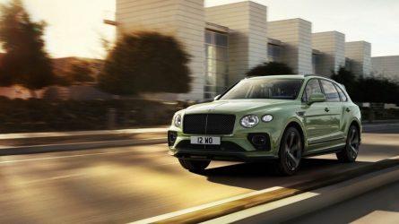 """""""Bentley"""" pristato naująjį prabangių SUV etalonu tapusį """"Bentayga"""""""