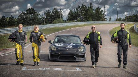 """""""Porsche Baltic"""" vėl stos prie 1006 kilometrų lenktynių starto linijos"""