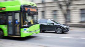 Klimato kaitos programos lėšos prisidės atnaujinant viešojo transporto parkus ir diegiant energijos efektyvumo priemones