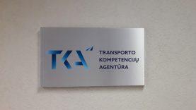 Užbaigta Transporto kompetencijų agentūros reorganizacija