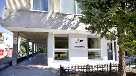 Nauja biblioteka Lazdynuose pretenduoja tapti bendruomenės traukos centru