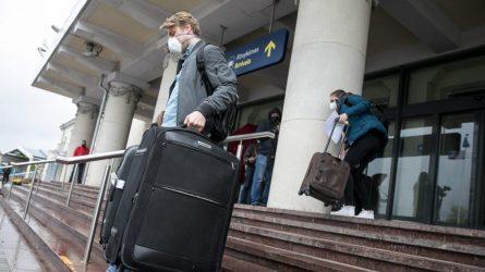Įvedami ribojimai atvykstantiems iš Lenkijos, Nyderlandų, Islandijos ir Kipro