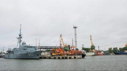 Incidentas Klaipėdos jūrų uoste: pirmieji tyrimų rezultatai