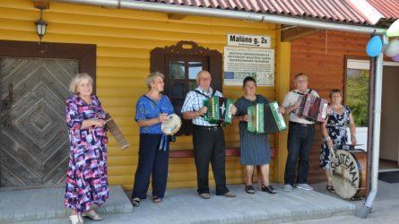 Sigutėnų kaimo bendruomenė pažymėjo 15-ąjį gimtadienį