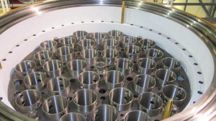 Užbaigtas svarbus etapas panaudoto branduolinio kuro tvarkymo procese