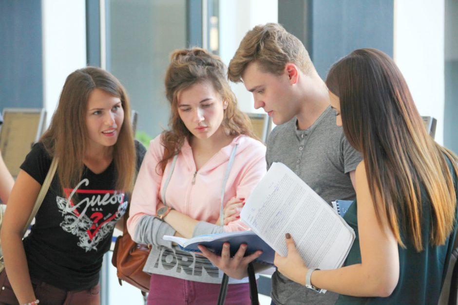 Naujovės Šiaulių universiteto pirmakursiams – stipendijos pedagogikos, informatikos, matematikos ir inžinerijos studijas pasirinkusiems pirmakursiams