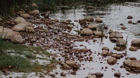 Hidrologinė sausra – nacionaliniu mastu