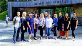 """Šalies bendruomenės pareigūnams pristatyta Zarasų policijos bendruomenės pareigūno """"Pabėgimo kambario"""" idėja"""