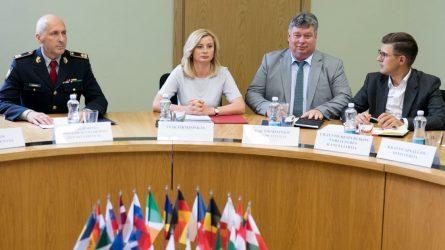 VESK posėdyje aptartas pasirengimas galimai branduolinei avarijai Baltarusijos AE