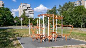 Vilnius ieško patrauklesnio vaikų žaidimų aikštelių įvaizdžio: laukia naujovės