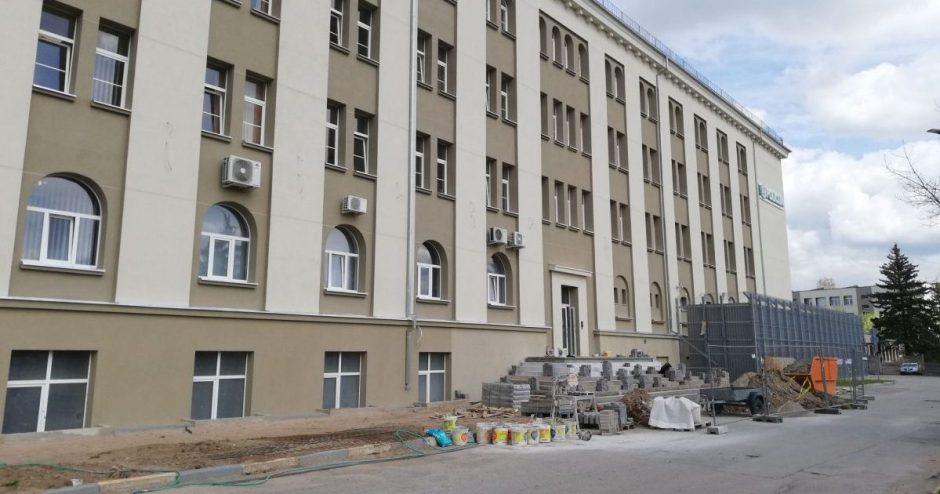 Viešojo ir privataus sektoriaus sinergija bus pasitelkta ir statant policijos komisariatą Šiauliuose