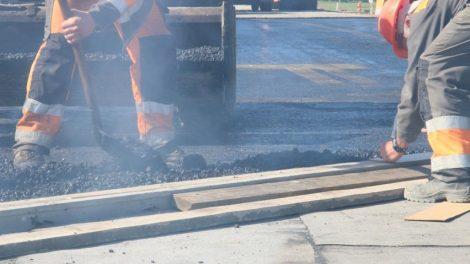 Šakių miesto gatvėms atnaujinti – beveik milijonas eurų ES fondų investicijų
