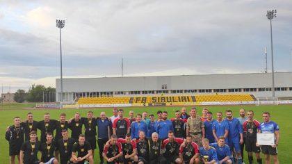 """Centriniame stadione vyko futbolo labdaros turnyras """"United Šiauliai"""""""