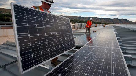 Atsinaujinančių energijos išteklių projektams skirtas daugiau nei 10 mln. eurų finansavimas