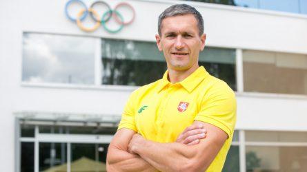 """LTOK sportininkų komisijos pirmininkas: """"Ne tik sportas yra gyvenimo tikslas"""""""