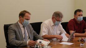 Susisiekimo ministras J. Narkevič: Klaipėdos uosto ir geležinkelių darbas dėl Baltarusijos įvykių nenukentėjo