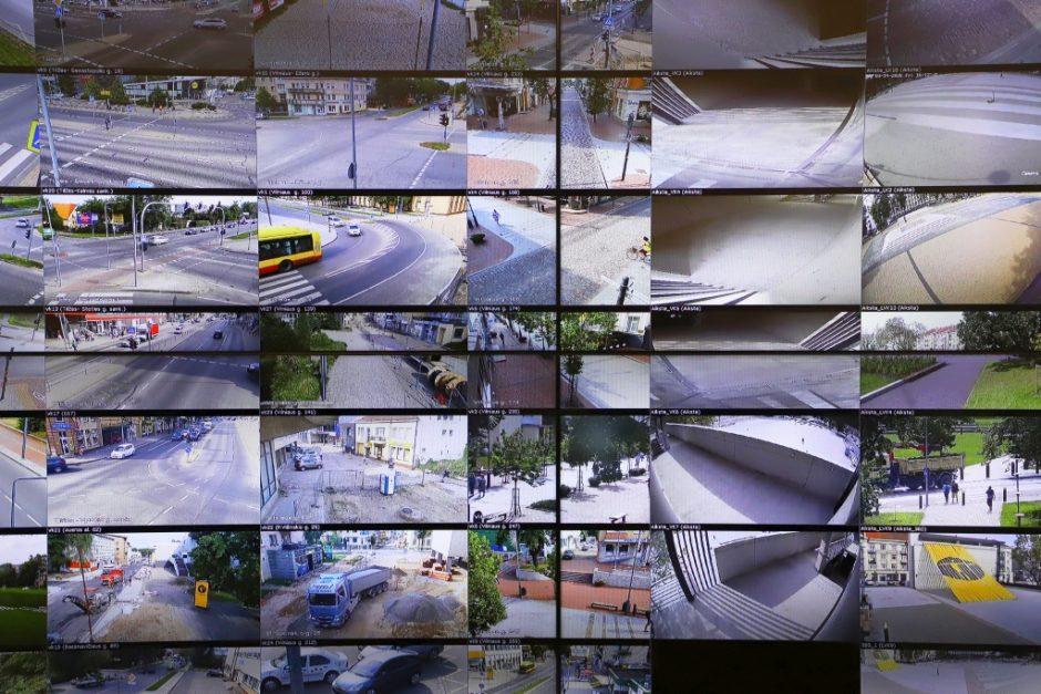 Šiauliečiai, kviečiame aktyviai dalyvauti apklausoje dėl vaizdo stebėjimo Šiaulių miesto viešose erdvėse metu tvarkomų asmens duomenų