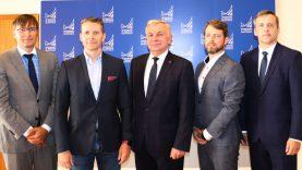 """UAB """"Valstybės investicinis kapitalas"""" laikinuoju vadovu tapo Robertas Vyšniauskas"""