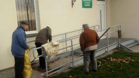 Gudkaimio kaimo bendruomenė kuria savarankiško gyvenimo namus